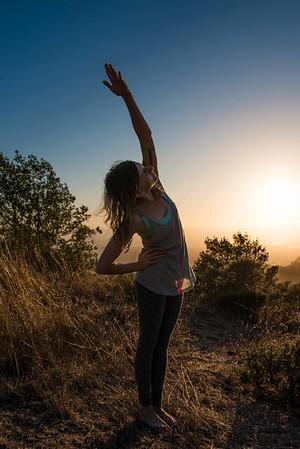 Sara Yoga Shoot HighQ